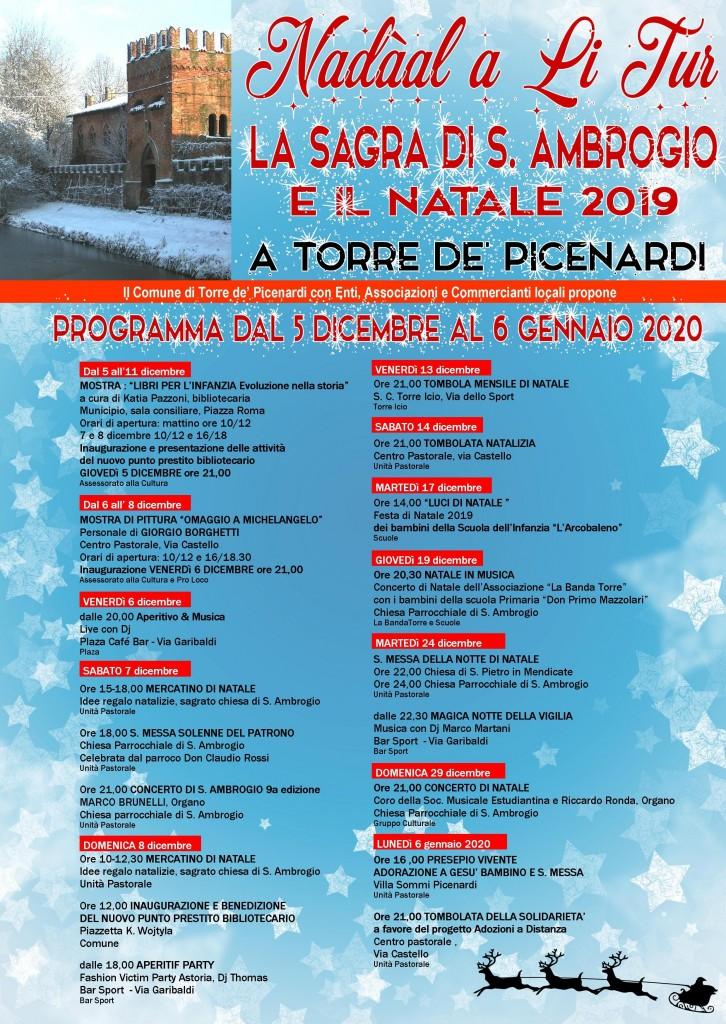 Loc eventi Natale 2019