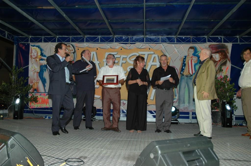 FESTA DE' LI TUR 2008 - TORRIGIANO DELL'ANNO DOTT. MARIO USBERTI