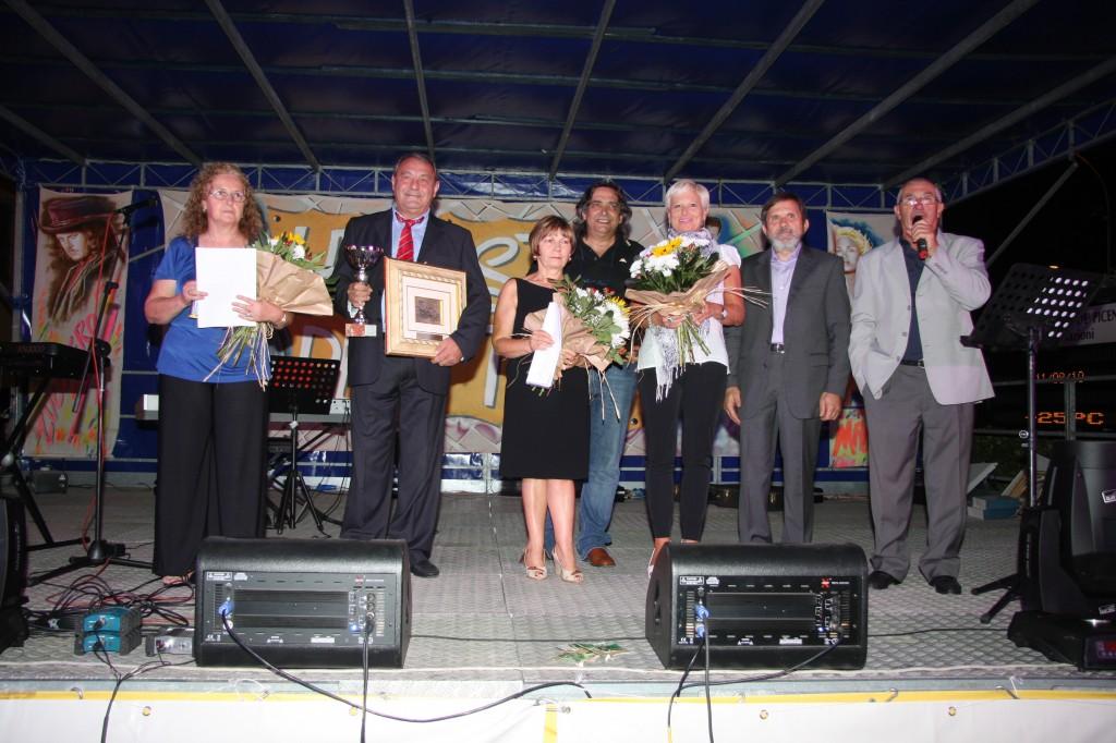 FESTA DE' LI TUR 2010 - TORRIGIANO DELL'ANNO DELIO CHITTO' DEL DUO DI PIADENA