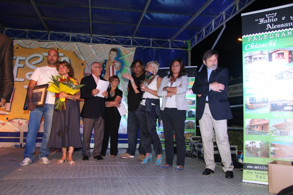 FESTA DE' LI TUR 2011 - TORRIGIANO DELL'ANNO ALLA MEMORIA VALTER GALAFASSI