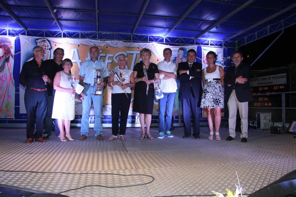 FESTA DE' LI TUR 2012 - TORRIGIANO DELL'ANNO GIAN PAOLO GHISOLFI