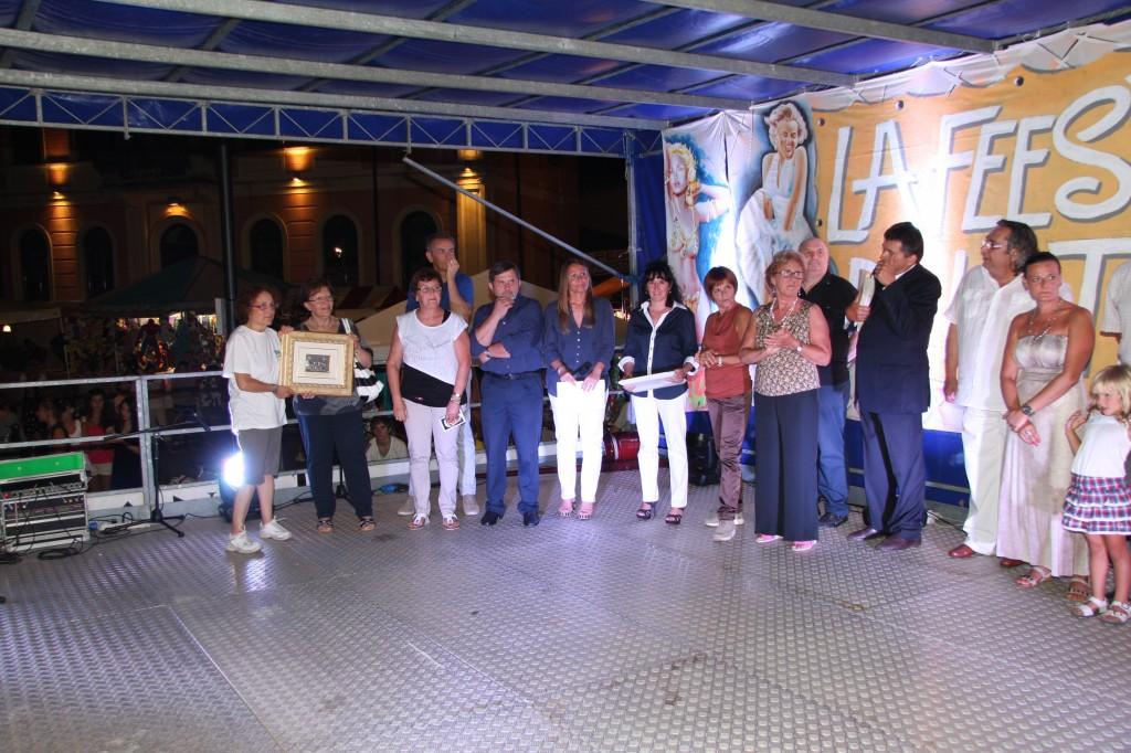 FESTA DE' LI TUR 2013 - TORRIGIANO DELL'ANNO ASSOCIAZIONE INSIEME PER LA VITA