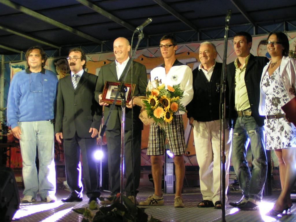 FESTA DE' LI TUR 2005 - TORRIGIANO DELL'ANNO FAMIGLIA CARBONI